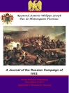 A Journal of the Russian Campaign of 1812 (eBook)
